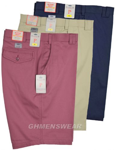 CARA Smart Chino Active Waist Shorts